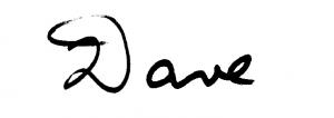 Dave - Signature
